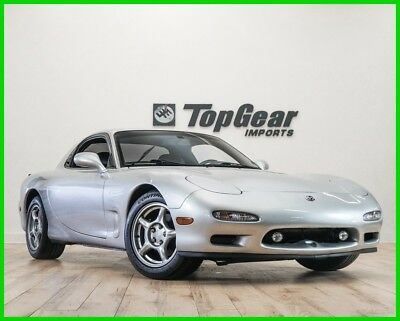 Mazda RX-7  1993 Mazda RX7 Manual Transmission  Silver over Black