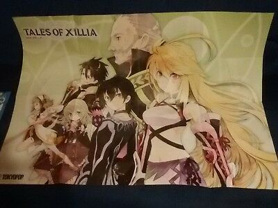 Tales of Xillia Tokyopop Riesenposter Poster Manga Anime A1