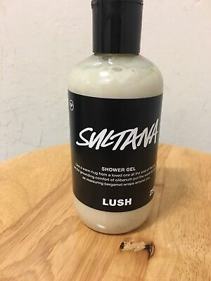 Lush Exclusive Sultana Shower Gel SOLD OUT !!