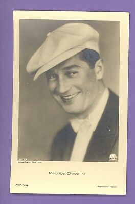 Maurice Chevalier # 6279/2 Vintage Photo Pc. Publisher Germany 737