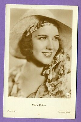 Mary Brian # 5750/1 Vintage Photo Pc. Publisher Germany 194