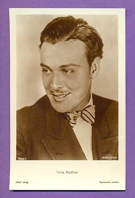 Nils Asther # 4259/2 Vintage Photo Pc. Publisher Germany 85