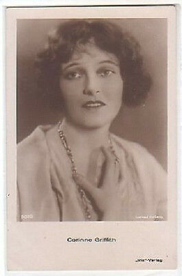Corinne Griffith # 5073 VINTAGE PHOTO PC. PUBLISHER GERMANY
