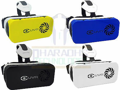 Samsung Gear VR Fan Cooling Cover (CUVR Innovator) SM-R320 Note 4