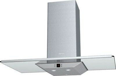 BOSCH DKE965M 90cm S.S. and glass extractor hood