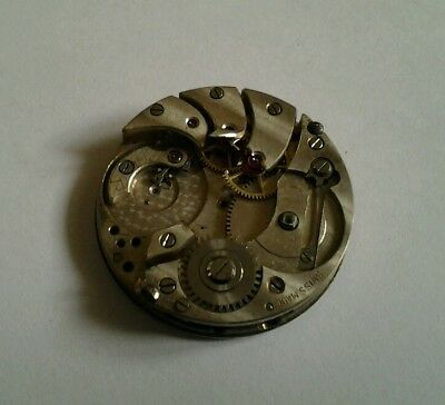 Antique / Vintage Swiss Made Broken Watch - For repair parts / spares