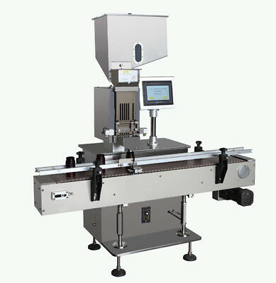 Capsule Counter Machine Size 000-5 with Conveyor for Filling Packing Capsules