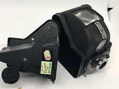 Ensign Ful-Vue Box Style Camera (09/163)