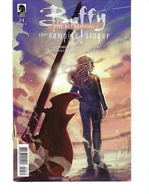 Buffy The Vampire Slayer Season 12: The Reckoning # 4A (Sep 2018), Nm New