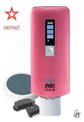 no!no! New Laser Hair Removal in a Sealed Box- Available in PINK