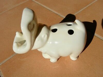 Bendigo Pottery Hippo Soap & Toothbrush Holder
