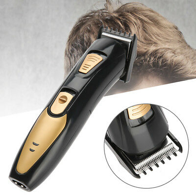Electric Rechargeable Cordless Hair Clipper Trimmer Beard Shaver Razor