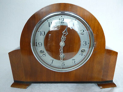 Smiths Enfield Westminster Chime Mantel Clock  1948