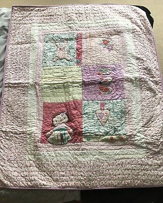 Mamas And Papas Made With Love Cot Bedding