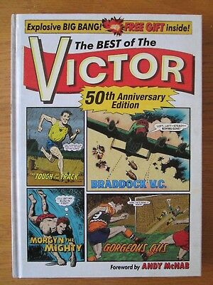 The Best of the Victor 50th Anniversary Edition (foreword by Andy McNab)