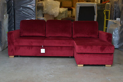 HIGH END HIGH St Chaise End Sofa Bed Sofabed RHF / LHF ...