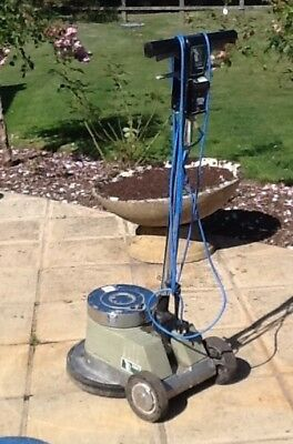 Floor Cleaning machine 15 inch with drive plate