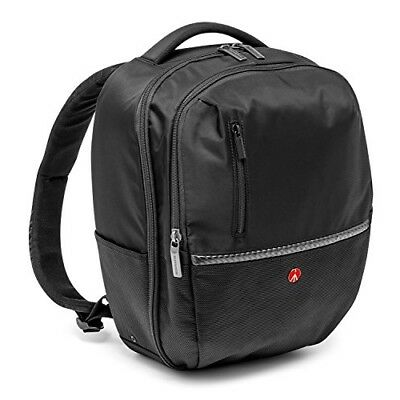 Manfrotto Advanced Gear Medium Backpack Carry Case for DSLR Camera - Black