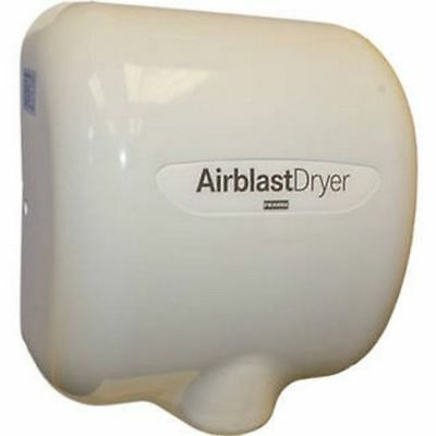 Franke Airblast Automatic Hand Dryer White 550-1400W 48 Hour Delivery