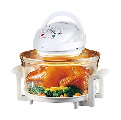 Rosewill R-HCO-15001 Infrared Halogen Convection Oven with Stainless Steel Ex...