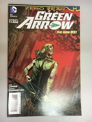 DC Comics - Green Arrow #25 The New 52 - 2014 - BN - Bagged and Boarded