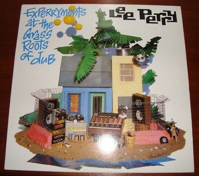 Lee Perry-Experryments At The Grass Roots Of Dub 1Lp Ariwa 1995 Mad Professor**