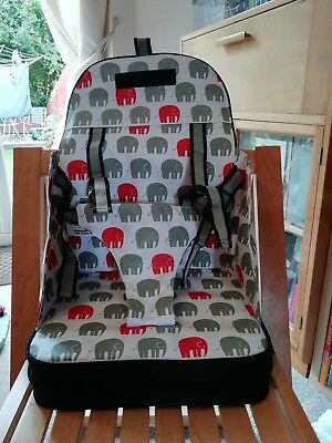 Polar Gear 5 Point Harness Travel Booster Seat