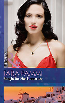 Bought For Her Innocence (Greek Tycoons Tamed, Book 2), Pammi, Tara, Paperback,