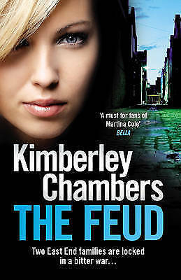 Chambers, Kimberley, The Feud, Paperback, Very Good Book