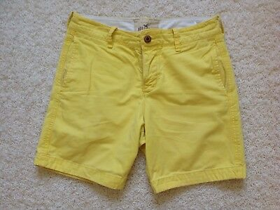 Hollister  Shorts  Bermuda  Chino Hose  Sommer  Gr. 30 top