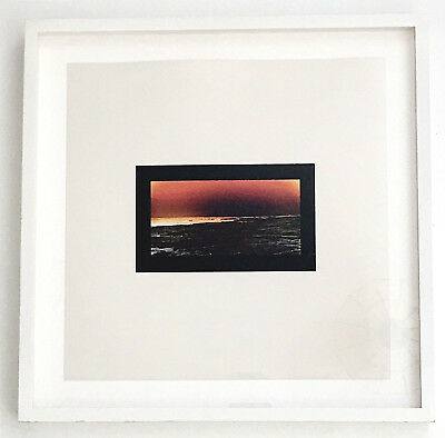 Andrew Wekua: Sunset 2011 color photograph
