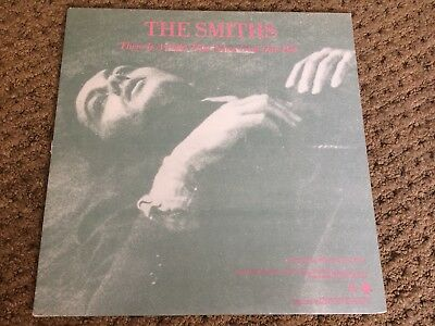 "THE SMITHS~THERE'S A LIGHT THAT NEVER GOES OUT SIRE PROMO-ONLY 12"" unplayed"