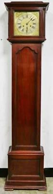 Superb Antique German Westminster Chime Musical 8 Day Grandmother Longcase Clock