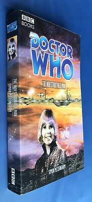 *SIGNED* Doctor Who - The Indestructible Man - BBC Books - Simon Messingham