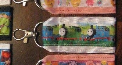 Thomas the Train Lip Balm Chapstick Holder Clip - Keychain Backpack Zipper