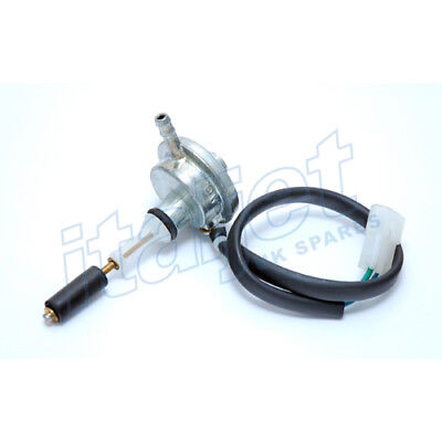 Universal Free Flowing Petrol Fuel Tap / Oil Indicator With Electric Level OMG