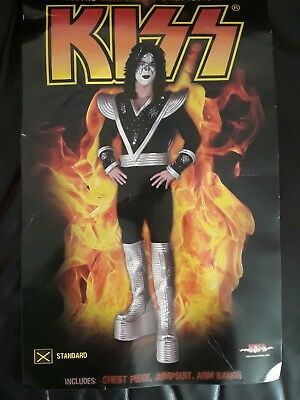 KISS Ace Frehley Destroyer Costume