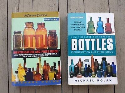 Michael Polak Bottle Identification and Price Guides - 2nd and 3rd editions