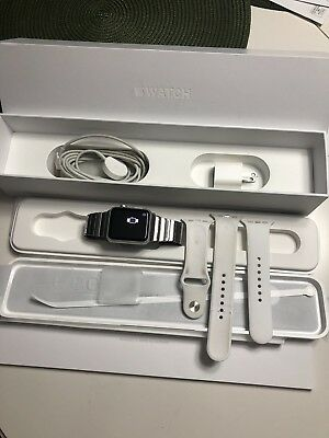 Apple Watch Series 0 42mm - Sport Series - Aluminum Silver With Free Band