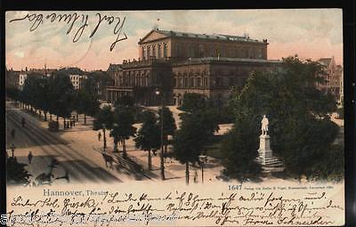 228.109 Hannover, Theater, gl1904