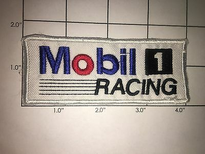 Mobile 1 Racing Patch
