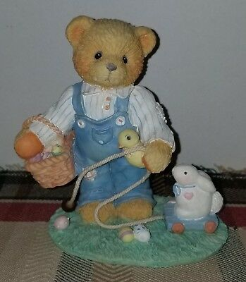NEW Cherished Teddies - Donald - 103799 - Friends Are Egg-ceptional Blessings