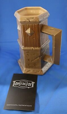 Blizzard World of Warcraft Tankard O Terror Replica Collection Stein w/COA