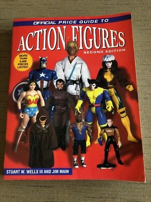 Official Price Guide To Action Figures Second Edition