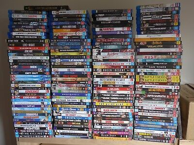 SEPTEMBER SALE! Another 171 Movies & TV shows on DVD/Blu-ray VGC - See list