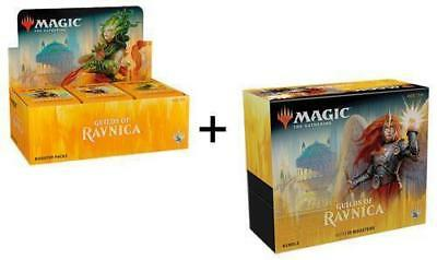 MTG Magic The Gathering Guilds of Ravnica Booster Box + Bundle Ships IN STOCK