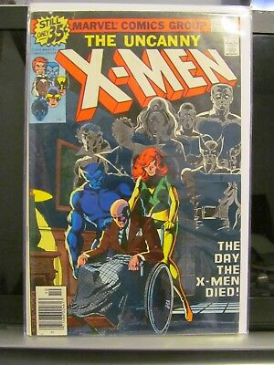X-Men  Lot Of 5 Gorgeous Issues 1978/1991