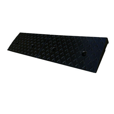 Rubber Threshold Ramp 50mmH Access Ramp for Wheelchair Disability Access Trolley