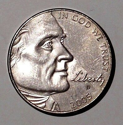 Nickel Jefferson 2005-D UNITED STATES ( Westward Journey series ) (19)