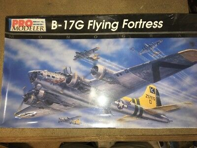 Pro Modeler 1:48 B-17G Flying Fortress